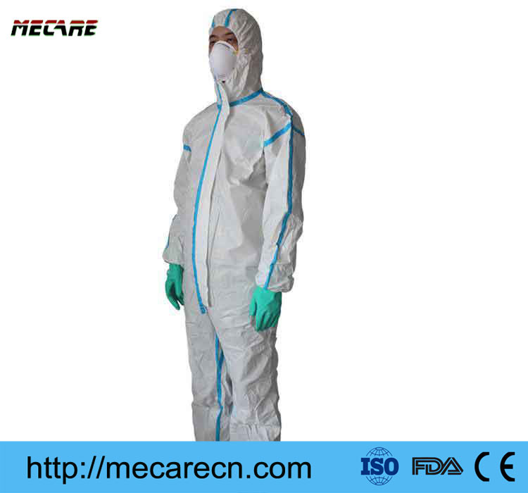 radiation protective coverall