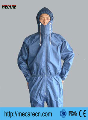 safety protective coverall