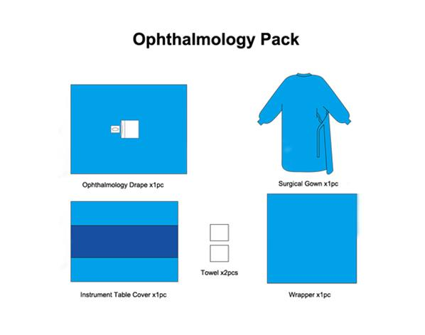 Ophthalmic Surgical Pack